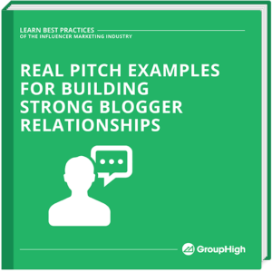 real pitch examples