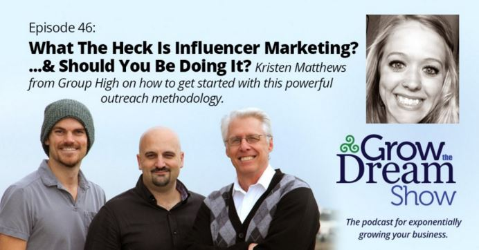Should you be Doing Influencer Marketing? (Podcast)