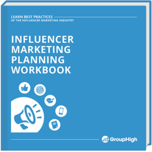 Influencer Marketing Planning Workbook
