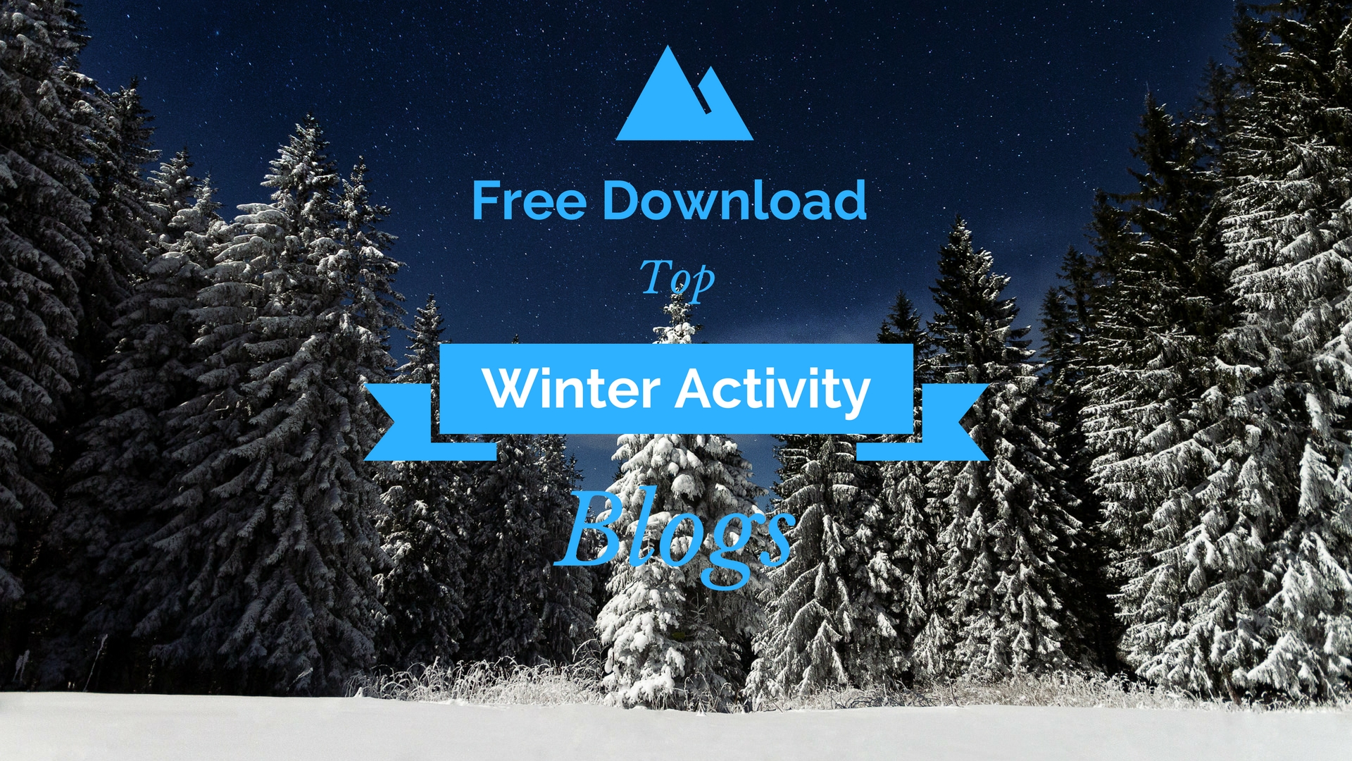 (Free Download) List of Winter Activity Influencers